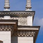 Декоративные элементы из литьевого мрамора